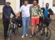 Бициклисти из Брегенца на пропутовању кроз Врбас